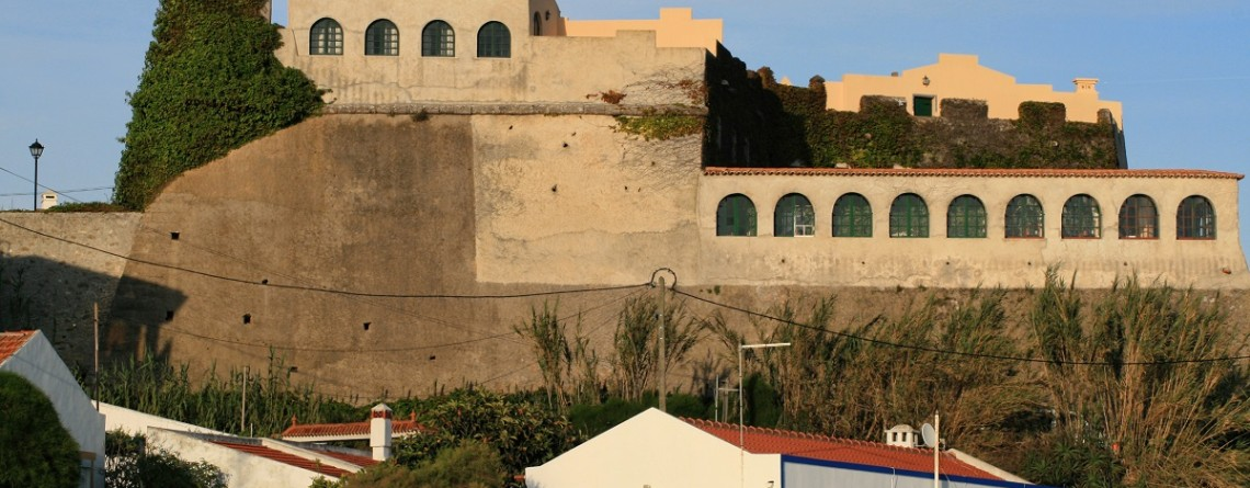 São Clemente Fort: 4 Centuries of History