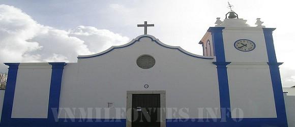 Fotografia da Igreja de Nossa Senhora da Graça