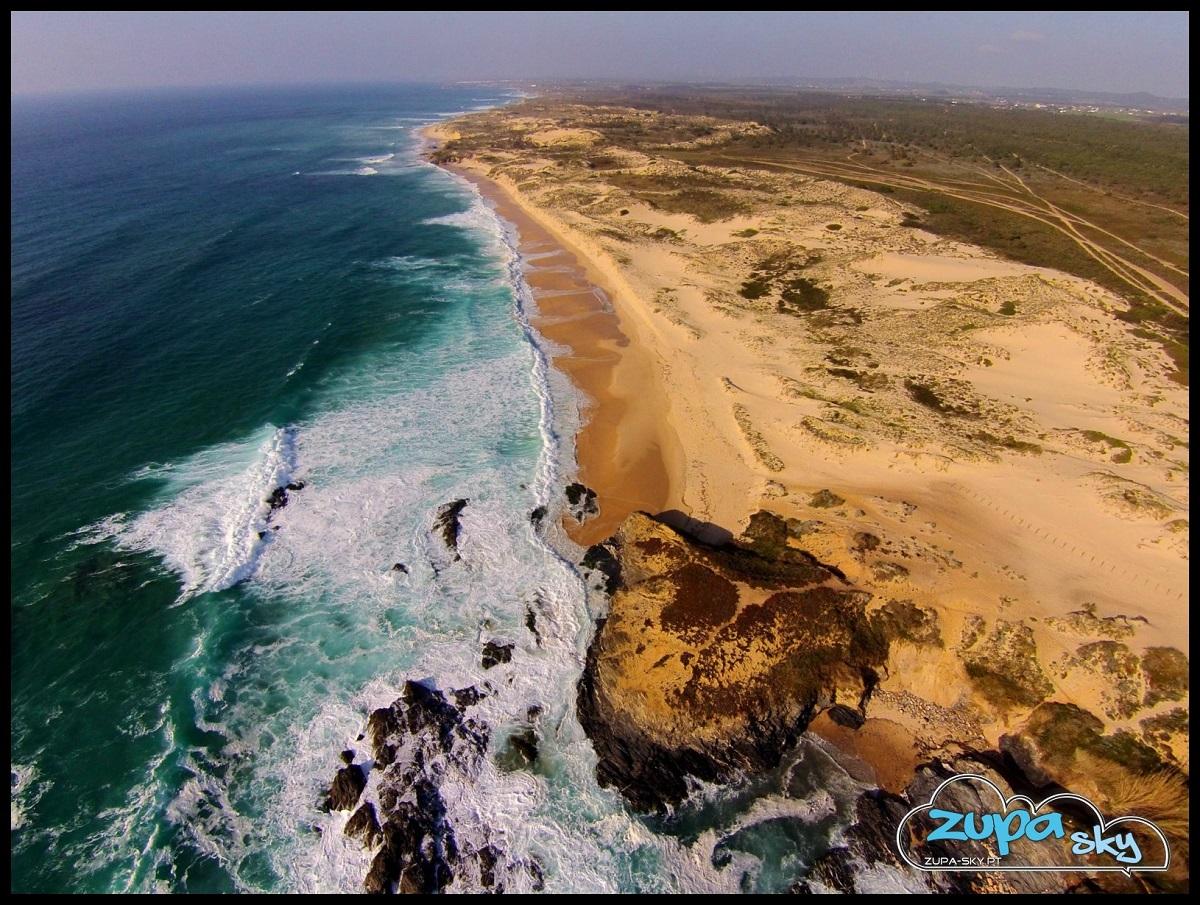 praia do malhão milfontes
